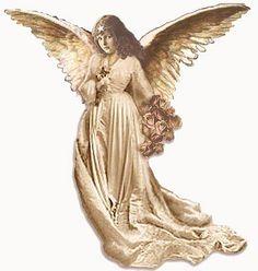 Victorian Angel Cut Out ~ Vintage Ephemea