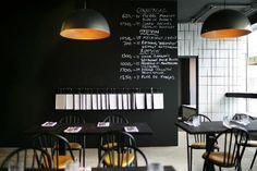 Kul Copenhagen - Jan 2014 new restaurant in meatpacking district