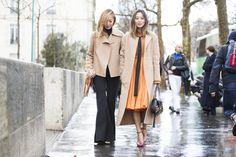 Street Style: Paris Fashion Week Fall 2016