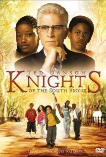 Knights of the South Bronx (TV Movie 2005).  A business man decides that he wants to teach school in the inner city and chooses a tough school in the South Bronx. He teaches the children how to play the game of chess, and along the way they learn a lot about life.