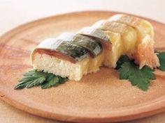 レシピ画像(7682)  元のページ: バッテラ レシピ 講師は藤田 貴子さん 使える料理レシピ集 みんなのきょうの料理 NHKエデュケーショナル
