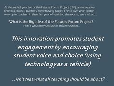 https://flic.kr/p/tQZBTW   Educational Postcard: Good teaching is about promoting student voice and choice