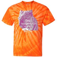 Just created this new Youth Jade Leopar... Do you like it? http://catrescue.myshopify.com/products/youth-jade-leopard-bible-verse-2-timothy-1-7-tie-dye-t-shirt?utm_campaign=social_autopilot&utm_source=pin&utm_medium=pin