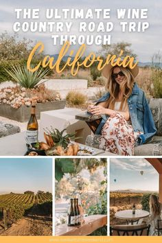 Find detailed itinerary through the best wine regions in California from SoCal, starting in Temecula and ending in Santa Barbara County including the best Santa Ynez wineries. #californiawineries | California wine country vacation | temecula california wineries | best wineries in california | santa maria valley california | santa maria wineries | temecula wineries wine tasting | santa ynez valley things to do | temecula california things to do