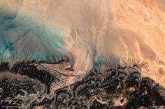 Las imágenes más impactantes de la Tierra captadas por Google