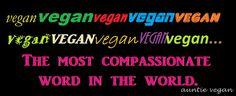 Auntie Vegan (@AuntieVegan) on Twitter