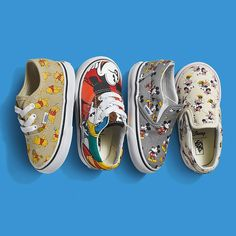 Who's excited for the #DisneyAndVans collaboration? Loving all the cute toddler kicks! #minilicious Shop the collection (link in bio) .