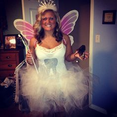 tooth fairy costume ideas - Google Search