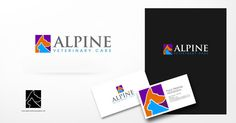 Help ALPINE VETERINARY CARE with a new logo by khingkhing