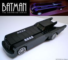 LEGO Batman: The Animated Series Batmobile