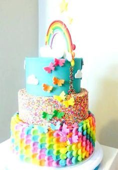 Image Result For Girls 8 Year Old Birthday Cakes Girls Party