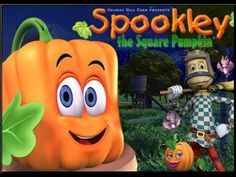 Spookley The Square Pumpkin Song (With Lyrics) - YouTube