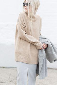 figtny / grey coat