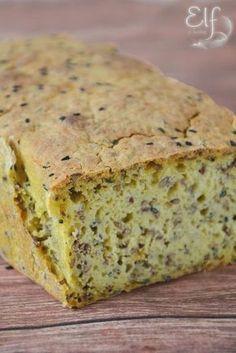 Bezglutenowy chleb kukurydziano-ryżowy