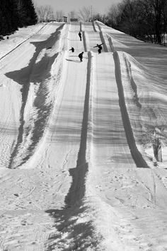 them lines