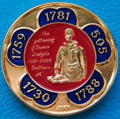 Lodge Robert Burns No.440, Scotland.