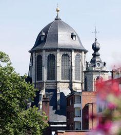 Onze-Lieve-Vrouw van Hanswijk - Open kerken