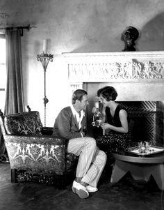 Joan Crawford & Douglas Fairbanks Jr