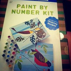 Charley Harper Paint By Number