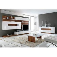 wall units muebles contemporaneos minimalistas