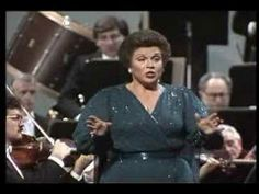 Marilyn Horne! One of the most famous opera singers of all time! Sings Habanera(Carmen)