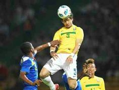 Ecuador 2 Brazil 4 in 2011 in Cordoba. Alexandre Pato gets his 2nd goal on 61 minutes to make it 3-2 to Brazil in Group B at Copa America.