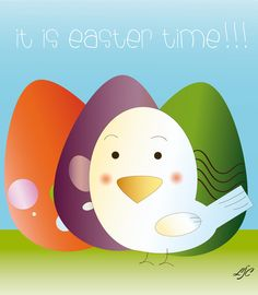It is easter time!!!