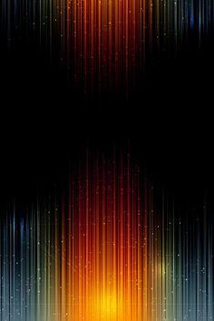 A stream of colors Iphone Wallpaper Ocean, Whatsapp Wallpaper, Black Wallpaper Iphone, Rainbow Wallpaper, Dark Wallpaper, Colorful Wallpaper, Mobile Wallpaper, Decent Wallpapers, Cool Wallpapers For Phones