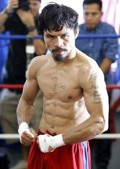 Celebrity comments on pacquiao vs algieri