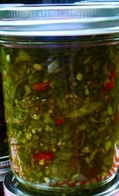 Hot Sweet Pepper Relish Recipe and a Fresh Bean Recipe as a suggestion on how to use the relish. Yum!