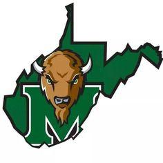 """We Are Marshall"" - Marshall University Symbol"