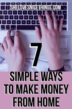 How to make good #money from the comfort of your own home #makemoney #workathome #workathomemom