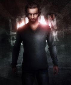 Aidan Turner ~ Luke - The Mortal Instruments
