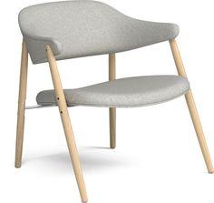 Backbone Lounge stol