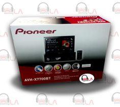 Sourcing-LA: PIONEER AVH-X7700BT BLUETOOTH DVD CD USB IPOD PAND...