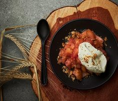 Äppelkompott med citron och kardemumma | Recept ICA.se Sweet Recipes, Brunch, Cake, Ethnic Recipes, Foods, Food Food, Pie, Food Items, Kuchen