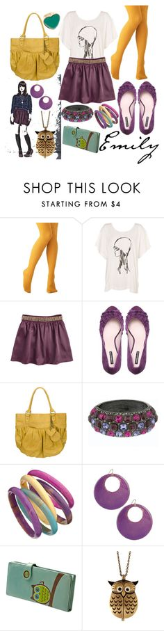 """Emily Fitch Owl"" by corazie ❤ liked on Polyvore featuring Scoop, Burberry, ASOS, Kenneth Jay Lane, Dorothy Perkins, Forever 21, Miss Selfridge, emily fitch, skins and owl"