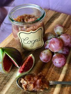 Cognà - Marmelade aus Trauben, Feigen, Birnen und Haselnüssen