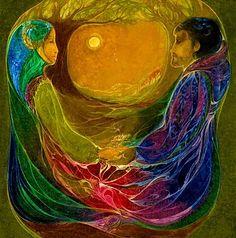 """""""Soul Mates"""" par Susan Seddon Boulet"""