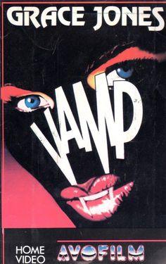 Vamp (1986) (Vhs / Italy)