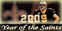 2009 Saints