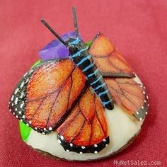 Wounaan Tribe Butterfly Tagua Carving Panama 3 58782 | eBay