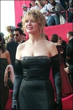 Nancy Wilson  Description: Academy Awards