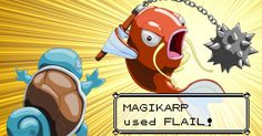 10 Reasons Not To Fck With Magikarp