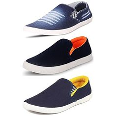 Maddy Combo Pack of 3 Loafer Shoes For Men In Various Sizes (7)