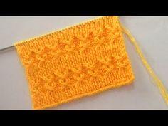 Sweater Knitting Patterns, Cardigan Pattern, Knitting Stitches, Knitting Designs, Knit Patterns, Stitch Patterns, Sweater Cardigan, Knitting Help, Knitting Videos