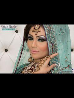 Bollywood beautiful makeup too.