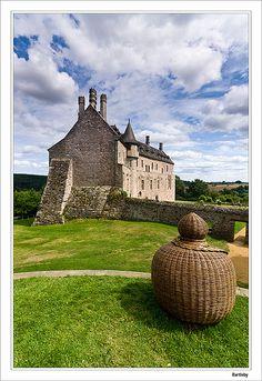 Château de la Roche-Jagu - Ploezal, Bretagne