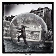 Bubble Walker, Wilhelmshaven, 2013