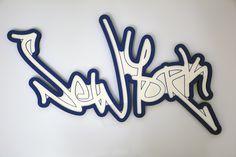 Vandal, wall decor item available at DesignsParaTi.com